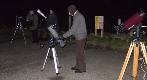 November Observing Session